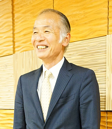 TAKEUCHI不動産株式会社 代表取締役社長 小池佐登史